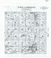 Sherman Township, Adell, Silver Creek, Random Lake, Sheboygan County 1941